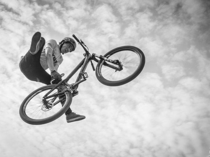 Tricks dans le ciel