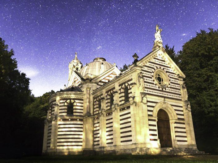 L'église du Héron
